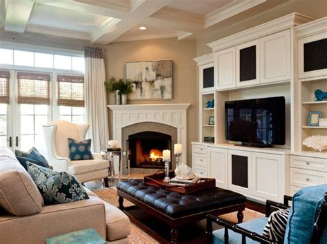 Living Room Design Around Fireplace by 25 Best Ideas About Corner Fireplace Layout On