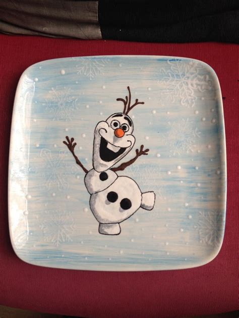 ideas for christmas plate designs 793 best images about dinner plate decorations on artworks painted pottery