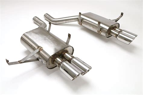 M5 Exhaust by Bmw E39 M5 Cat Back Exhaust System Tips Fbmw 1100