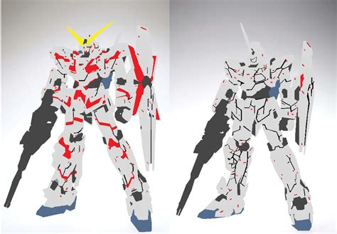 Rx-0 Unicorn Gundam By Deviantoptimus On Deviantart