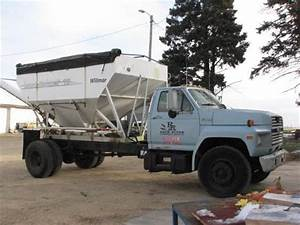 1987 Ford F700 Tender Truck Bigiron Auctions