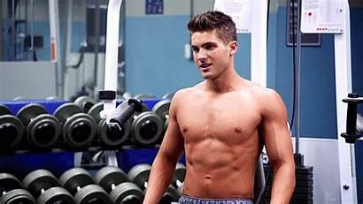 Cody Christian Teen Wolf Shirtless Gifs Theo