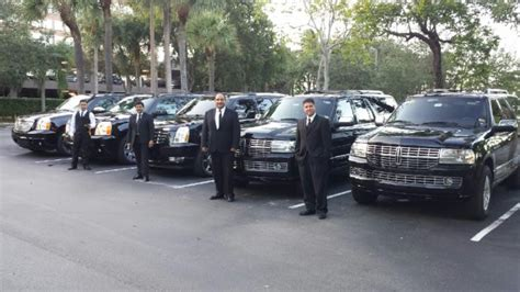 Vip Car Service by Fleet Miami Airport South Fort Lauderdale Limo