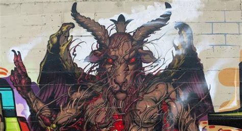 Goat Illuminati by The Shocking True History Of Baphomet The Sabbatic Goat