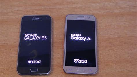 samsung galaxy j5 galaxy e5 speed test hd youtube