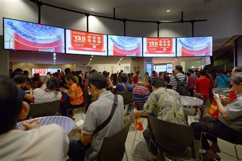 Million Up For Grabs In 2017 Toto Hongbao Draw