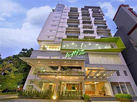 whiz prime hotel pajajaran bogor  indonesia room deals