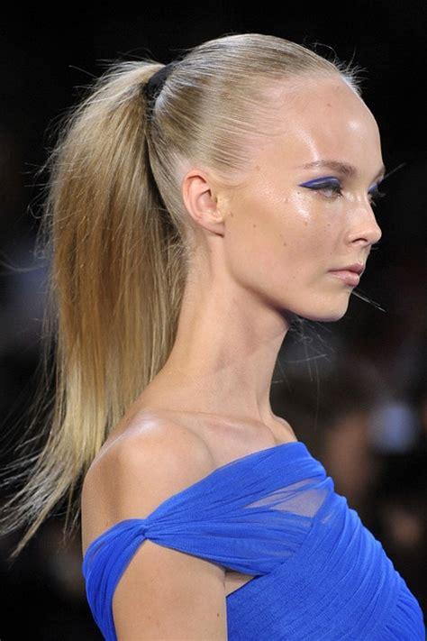 flirty runway inspired hairstyles