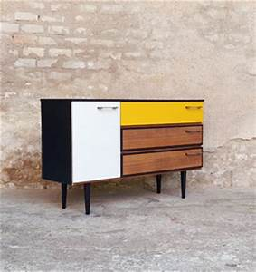 buffet brun noir cool inside buffet design scoop blanc With kitchen colors with white cabinets with sac en papier kraft