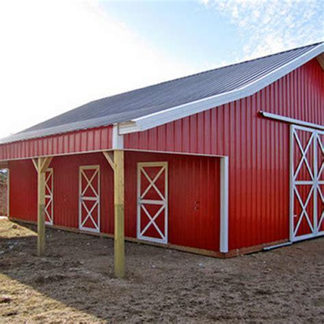 pole barn installation pole barn kit installation lenoir city tennessee jem