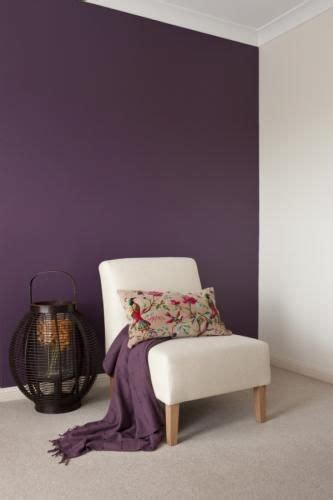 Wand Streichen Ideen Lila by I Found The Colour Smoked Amethyst White Swan