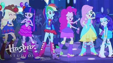 pony equestria filles cest notre grand soir