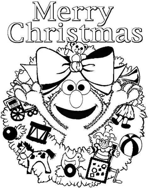 merry christmas picture to color coloring pages merry christmas