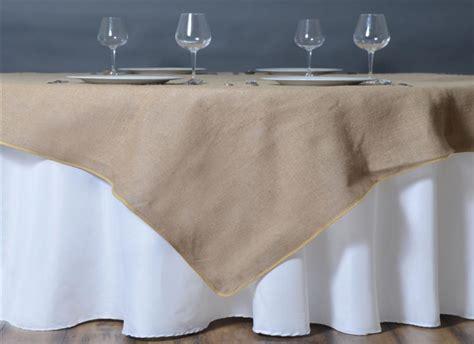 arpillera  decorar la mesa  manteles rusticos