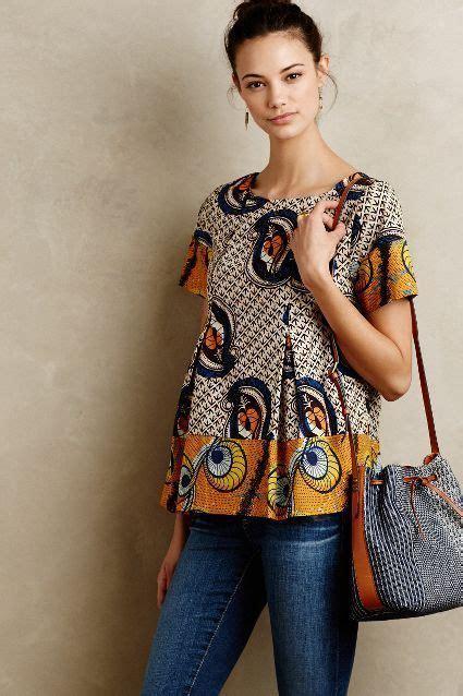 moda africana blusa e cal 231 a inspira 231 227 o africana em 2019 blusa de capulana roupas da