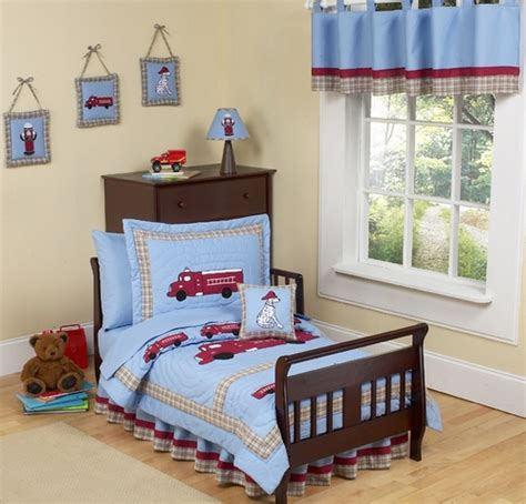 Toddlers Bedroom Sets by Frankie S Truck Toddler Bed Set By Jojo Only 99 99
