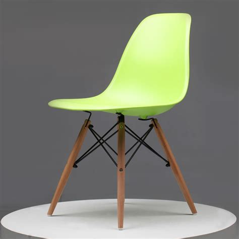 aliexpress buy casual plastic dining chair leisure