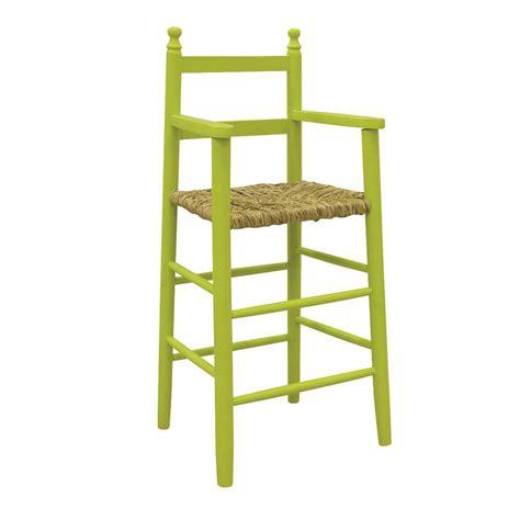 chaise pour enfants chaise haute enfant bois ronan 4454
