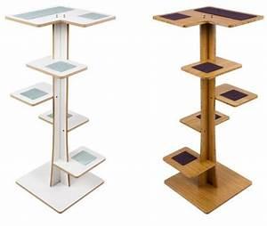Arbre A Chat En Palette : des meubles pour chat la fois utiles et designs cuboak ~ Melissatoandfro.com Idées de Décoration