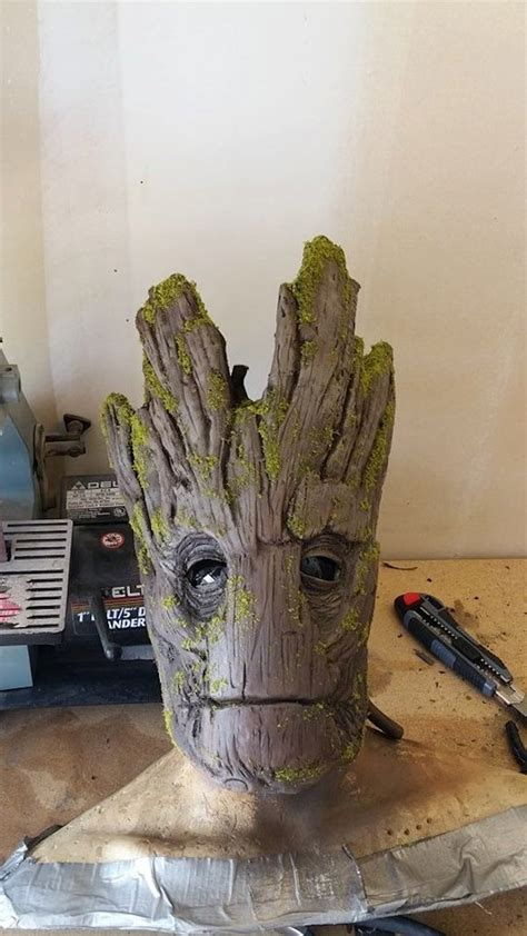 incredibly realistic groot costume  costs