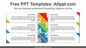 Triangle Point Powerpoint Diagram Template