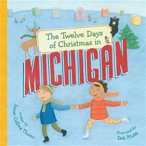 Entertaining children s book Twelve Days of Christmas in
