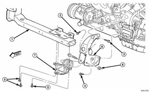 Chrysler Town And Country Engine Diagram by Does Someone A Diagram Or Picture Showing Where