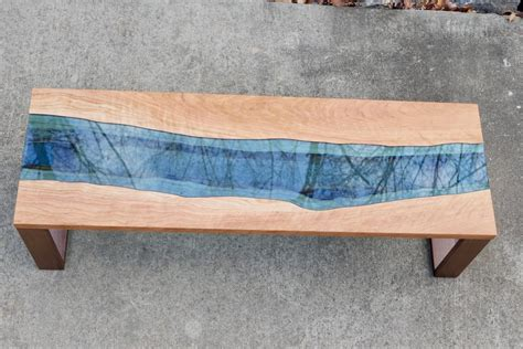 How To Build A Live Edge River Coffee Table — Crafted Workshop