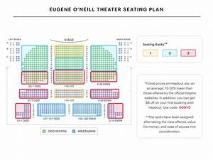 Richard Rodgers Theater Interactive Seating Chart Broadhurst Theatre Seating Capacity Cabinets Matttroy