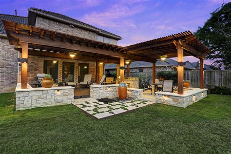 Home Patio Designs by Pergola In Royal Oaks Custom Patios