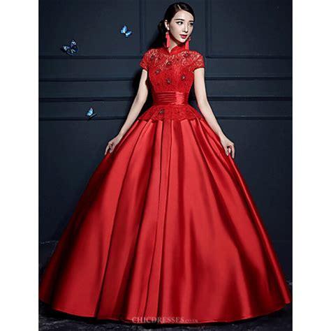 ball gown wedding dress rubychampagne floor length high