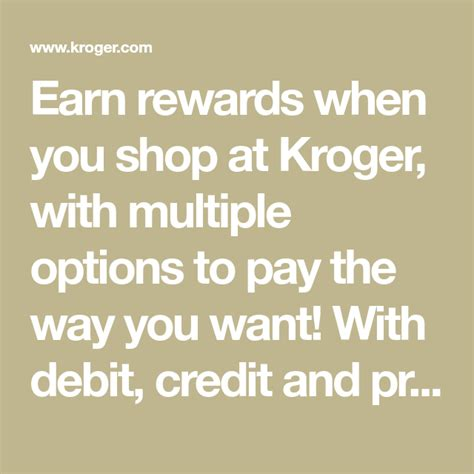 While there is no law against buying lottery tickets with a credit card, most retailers will not accept them. Earn rewards when you shop at Kroger, with multiple options to pay the way you want! With debit ...