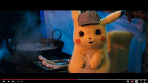 Detective Pikachu Movie Trailer Surprises Fans