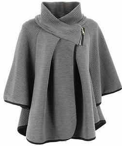 Amazon Vetement Femme Grande Taille : charleselie94 cape veste manteau ample grande taille 38 ~ Dailycaller-alerts.com Idées de Décoration