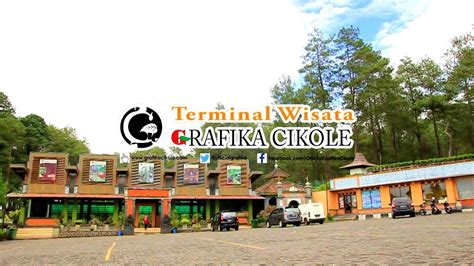 prologue terminal wisata grafika cikole youtube
