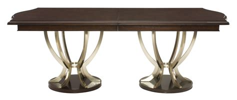 dining table top and base bernhardt
