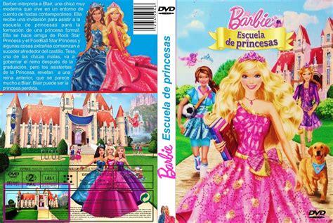 Infantiles: Barbie Escuela de Princesas