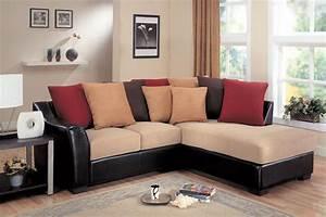 coaster small beige microfiber leather sectional sofa With small beige sectional sofa