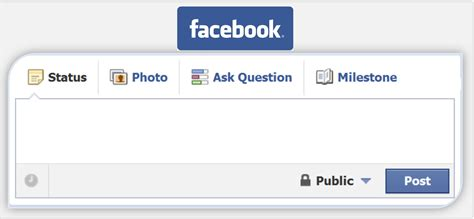 Update Blank Facebook Status, Comment and Message ! | Smart Technology