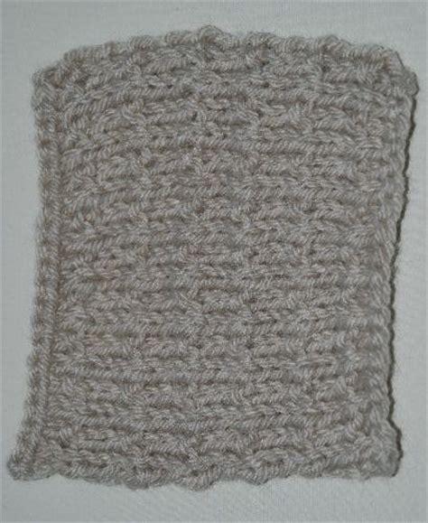andalusian stitch knits stitches knit dishcloth fabrics patterns easy