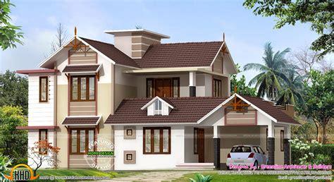 Luxury New Home Design At Home Interior Designing
