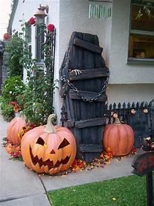 Deco Halloween Diy : pallet halloween decorations pallets designs ~ Preciouscoupons.com Idées de Décoration