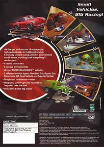 Micro Machines Sony Playstation 2 Game