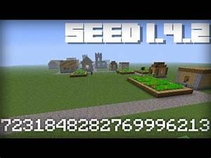 Minecraft Xbox 360 Seed 142 TU 11 Supervivencia En