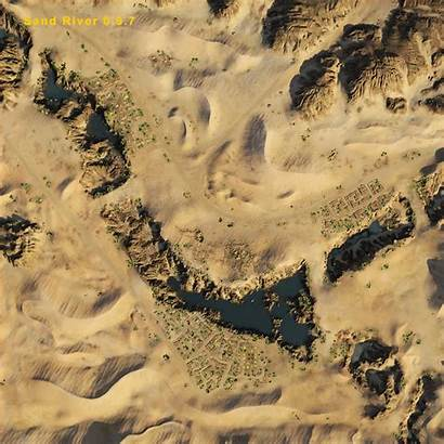 Tanks Map Sand River Westfield Line Changes