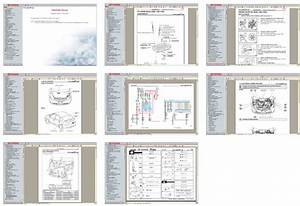Toyota Prius 2003 2004 2005 Service Manual And Electrical Wiring
