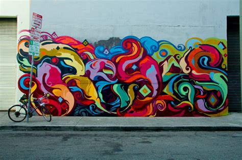 Graffiti Victor : The Incredible Work Of Victor Reyes
