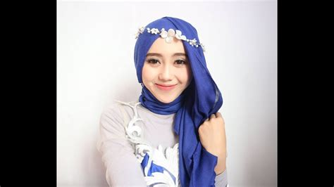 gambar tutorial hijab wisuda tutorial hijab