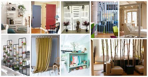 splendid diy room dividers