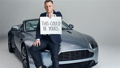 video win  aston martin gt roadster  daniel craig